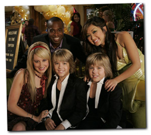 ... new Year's Eve' on Disney Channel! The marathon goes from 5:00pm