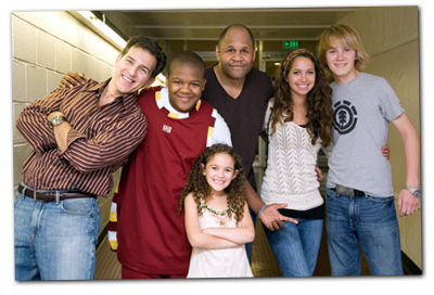 Marvelous Cast Of Cory In The House